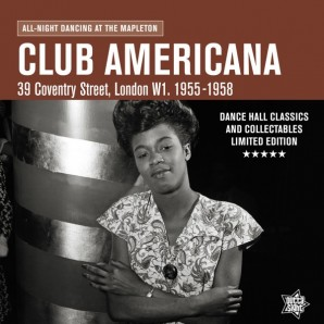 V.A. 'Club Americana: All Night Dancing At The Mapleton'  LP