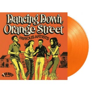 V.A. 'Dancing Down Orange Street'  LP