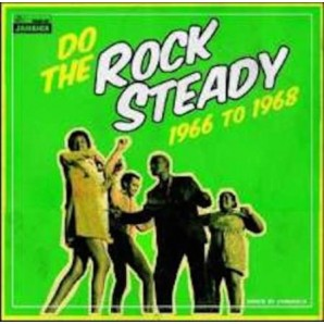 V.A. 'Do The Rocksteady 1966 - 1968'  CD