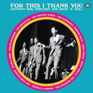 V.A. 'For This I Thank You'  3-CD