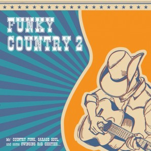 V.A. 'Funky Country Vol. 2'  LP