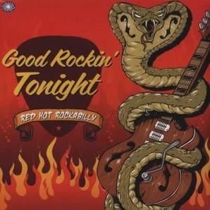 V.A. 'Good Rockin' Tonight – Red Hot Rockabilly'  2-LP
