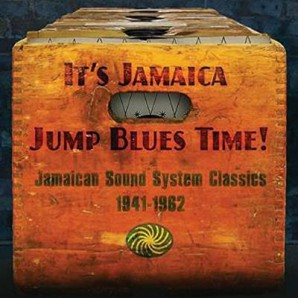 V.A. 'It's Jamaica Jump Blues Time'  3-CD