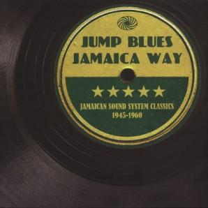 V.A. 'Jump Blues Jamaica Way' 2-LP