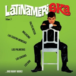 V.A. 'Latinameriska Vol. 3'  LP