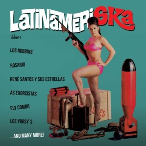 V.A. 'Latinameriska Vol. 4'  LP