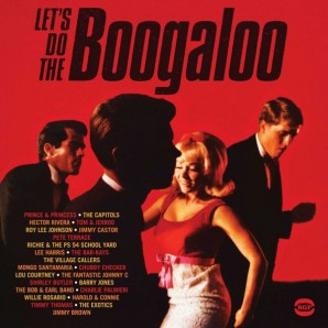 V.A. 'Let's Do The Boogaloo'  2-LP