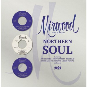 V.A. 'Mirwood Northern Soul'  LP
