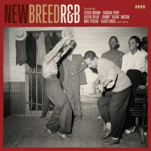 V.A. 'New Breed R&B'  LP