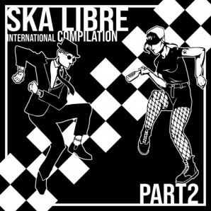 V.A. 'Ska Libre Part 2'  LP