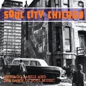 V.A. 'Soul City Chicago'  2-LP