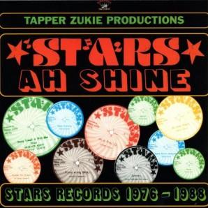 V.A. 'Tapper Zukie Productions: Stars Ah Shine'  LP