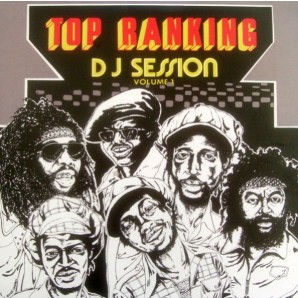 V.A. 'Top Ranking DJ Session Vol. 1'  Jamaica LP