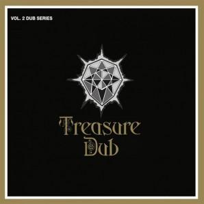 V.A. 'Treasure Dub Vol. 2' LP orange vinyl