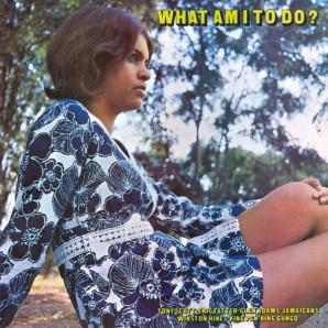 V.A. 'What Am I To Do' LP orange vinyl