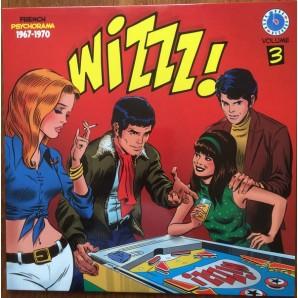 V.A. 'Wizzz! Vol. 1 – Psychorama France 1966 – 1971'  LP
