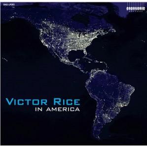 Rice, Victor 'In America'  LP ltd. 'smokey blue' vinyl