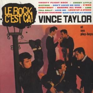 Taylor, Vince Et Ses Play-Boys 'Le Rock C'Est Ca!'   LP