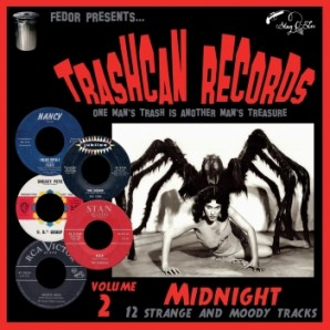 "V.A. 'Trashcan Records Vol. 2 - Midnight'  10""LP"