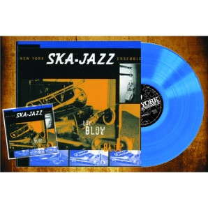 New York Ska Jazz Ensemble 'Low Blow'  LP