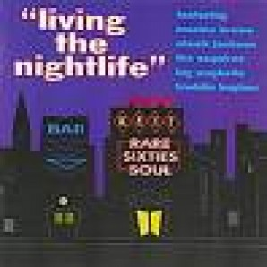 V.A. 'Living The Nightlife'  CD