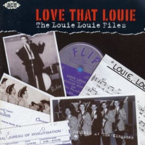 V.A. 'Love That Louie'  CD