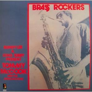 McCook, Tommy & Aggrovators'Brass Rockers'  CD