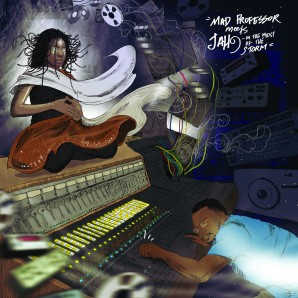 Mad Professor Meets Jah9 'In The Midst Of The Storm'  LP