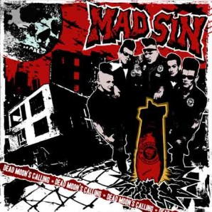 Mad Sin 'Dead Moon's Calling'  CD