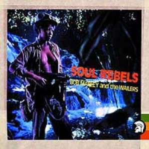 Marley, Bob 'Soul Rebels' CD