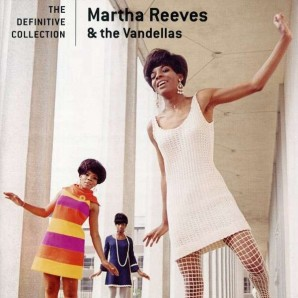 Reeves, Martha & The Vandellas 'The Definitive Collection'  CD