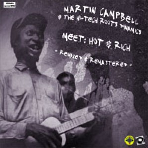 Campbell, Martin & Hi-Tech Roots Dynamics 'Meet Hot & Rich'  10""