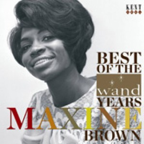 Brown, Maxine 'Best Of The Wand Years'  CD