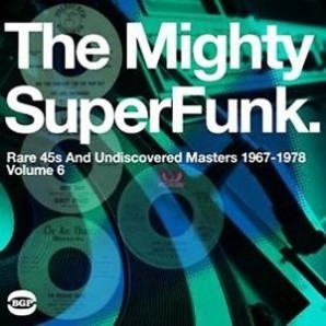 V.A. 'Mighty Super Funk'  2-LP
