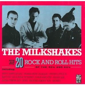 Milkshakes '20 Rock And Roll Hits'  CD