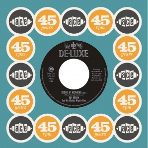 "Brown, Roy 'Boogie At Midnight (Take 1)' + Lloyd Price 'Lawdy Miss Clawdy (Take 1)'  7"""