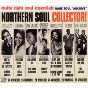 V.A. 'Northern Soul Collector!'  CD