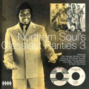 V.A. 'Northern Soul's Classiest Rarities 3'  CD