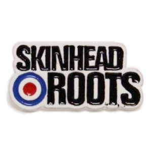 pin 'Skinhead Roots'