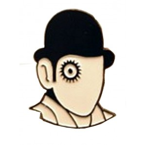 Pin 'Clockwork Eye'