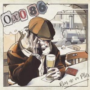Oxo 86 'Rien Ne Va Plus' LP+mp3 lim. orange marbled vinyl