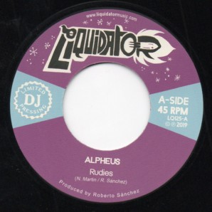 """Alpheus 'Rudies' & 'Our Time Will Come' 7"""""""