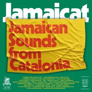 V.A. 'Jamaicat - Jamaican Sounds From Catalonia' 2-LP
