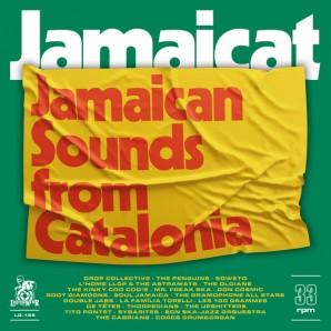 V.A. 'Jamaicat - Jamaican Sounds From Catalonia'  CD