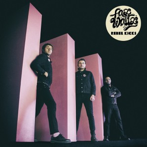 Faz Waltz 'Rebel Kicks' LP black vinyl
