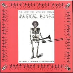 Upsetters With Vin Gordon 'Musical Bones'  LP