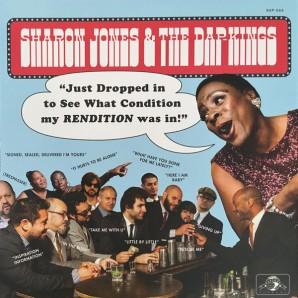 Jones, Sharon & The Dap-Kings 'Just Dropped In... ' LP+mp3  PRE-SALE