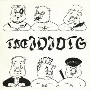 "Idiots 'Der S04 & der BVB' 7""EP"