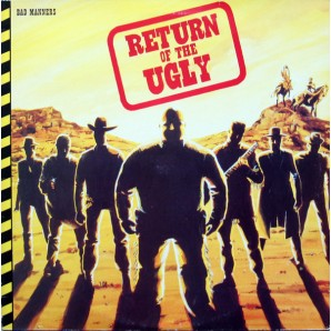 Bad Manners 'Return Of The Ugly'  LP