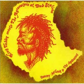 Tommy McCook & The Aggrovators ‎'King Tubby Meets The Aggrovators At Dub Station' LP